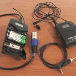 lapel wireless system