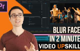 Blur face premiere pro tutorial