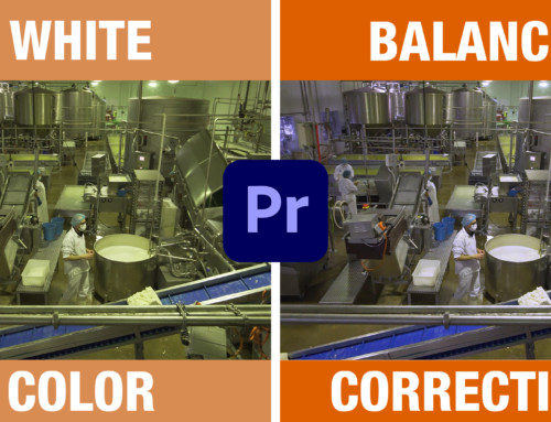How to White Balance in Premiere Pro – Quick Color Correction tutorial